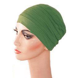 Bamboo-Turban-Green