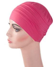 Bamboo-Turban-Pink