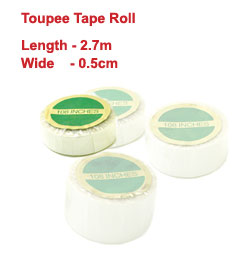The Individual Wig Toupee-Tape